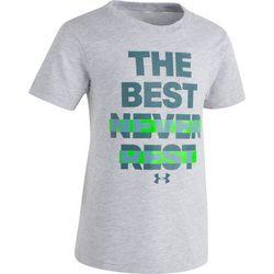 Under Armour Little Boys UA The Best Never Rest T-Shirt