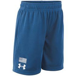 Under Armour Little Boys UA USA Shorts