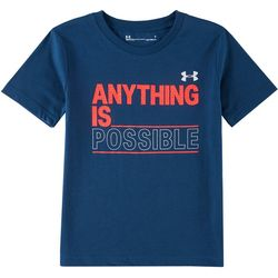 Under Armour Little Boys Anything Is Possible T-Shirt