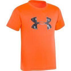Under Armour Little Boys Big Logo Camo T-Shirt