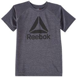 Reebok Little Boys Big Logo Raglan T-Shirt