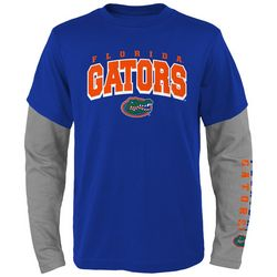 Florida Gators Little Boys 3-In-1 Combo T-Shirt