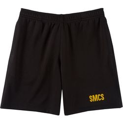 School Colors Adult St. Marthas Uniform Gym Shorts