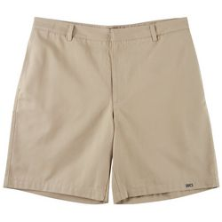 School Colors Mens St. Martha Twill Uniform Shorts