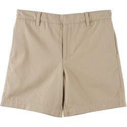 School Colors Mens St. Mary Twill Uniform Shorts