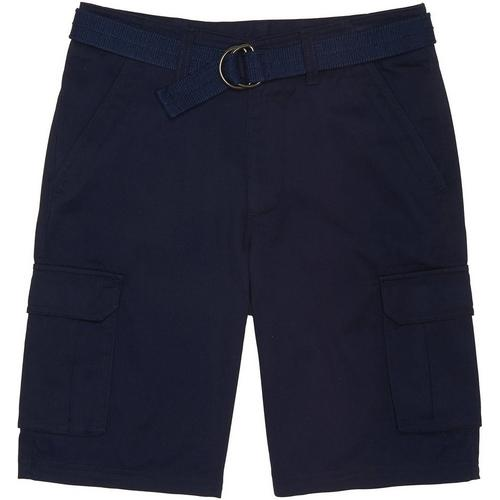 0f2a18640 French Toast Big Boys Belted Cargo Shorts | Bealls Florida