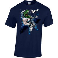 TSI Big Boys Rex In Space T-Shirt