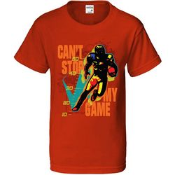 TSI Big Boys Can't Stop My Game T-Shirt