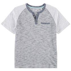 American Republic Big Boys Colorblock Raglan T-Shirt