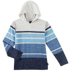 Ocean Current Big Boys Malibu Long Sleeve Hooded T-Shirt