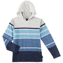 Ocean Current Big Boys Malibu Long Sleeve Hooded T-Shirt