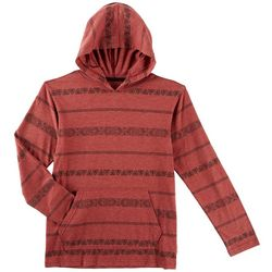 Ocean Current Big Boys Arcadia Long Sleeve Hooded T-Shirt