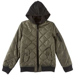Ocean Current Big Boys Bomber Jacket