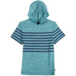 Ocean Current Big Boys Michael Hooded Short Sleeve T-Shirt