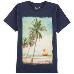 Ocean Current Big Boys Duckling Around T-Shirt