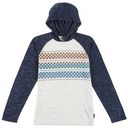 Ocean Current Big Boys Chase Long Sleeve Hooded T-Shirt