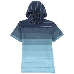 Ocean Current Big Boys Elijah Short Sleeve Hooded T-Shirt