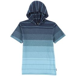 Ocean Current Big Boys Elijah Short Sleeve Hooded T-Shirt