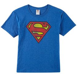 DC Comics Superman Big Boys Logo T-Shirt