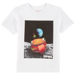 Mad Engine Big Boys Fortnite Space Burger T-Shirt