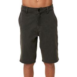 O'Neill Big Boys Overdye Hybrid Shorts