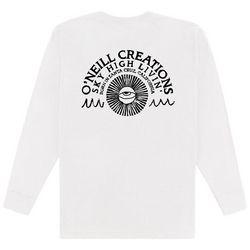 O'Neill Big Boys Sky High Long Sleeve T-Shirt
