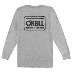 O'Neill Big Boys Rounder Long Sleeve T-Shirt