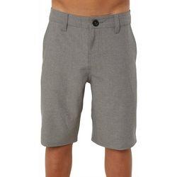O'Neill Big Boys Reserve Heather Hybrid Shorts