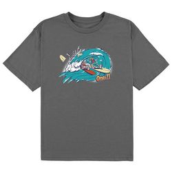 O'Neill Big Boys Ride the Barrel T-Shirt
