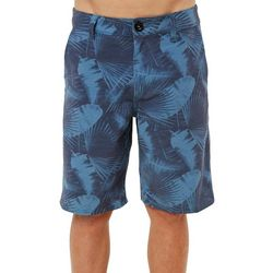 O'Neill Big Boys Palm Collective Hybrid Shorts