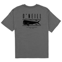 O'Neill Big Boys Dawn Catch T-Shirt