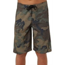 O'Neill Big Boys Hyperfreak Camo Boardshorts