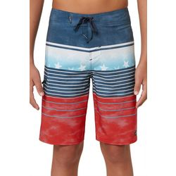 O'Neill Big Boys Hyperfreak Heist Boardshorts