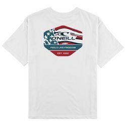 O'Neill Big Boys Feels Like Freedom T-Shirt