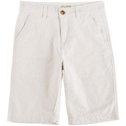 Nautica Big Boys Seersucker Shorts
