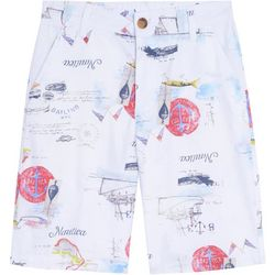 Nautica Big Boys Travel Log Shorts