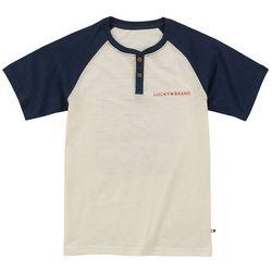 Lucky Brand Big Boys Live Fast Rock Loud T-Shirt