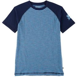 Lucky Brand Big Boys Striped T-Shirt
