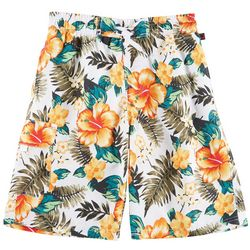 Nothing But Net Big Boys Tropical Boardshorts
