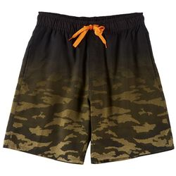 Burnside Big Boys Camoflauge Boardshorts