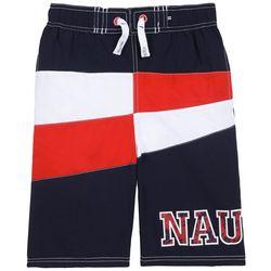Nautica Big Boys Kahu Colorblock Swim Shorts