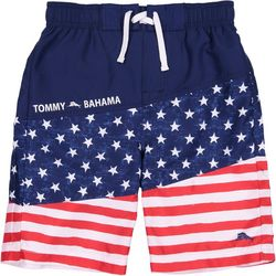 Tommy Bahama Big Boys Americana Swimtrunks