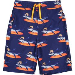 Tommy Bahama Big Boys Shark Surf Swimtrunks