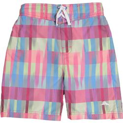 Tommy Bahama Big Boys Painted Plaid Swimtrunks