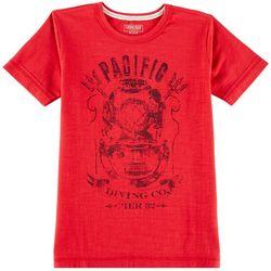 Cherokee Big Boys Pacific Diving Co. T-Shirt
