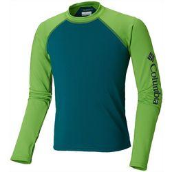 Columbia Big Boys Sandy Shores Sunguard Shirt