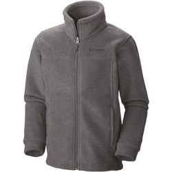 Columbia Big Boys Steens Mountain Zip Fleece Jacket