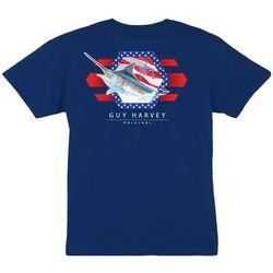 Guy Harvey Big Boys Resolution Sailfish T-Shirt