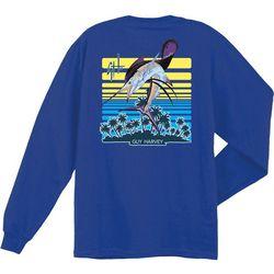 Guy Harvey Big Boys Sunburn Long Sleeve T-Shirt
