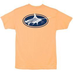 Guy Harvey Big Boys Swordsmith Crew T-Shirt